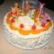 Lil tortája /2 éves/