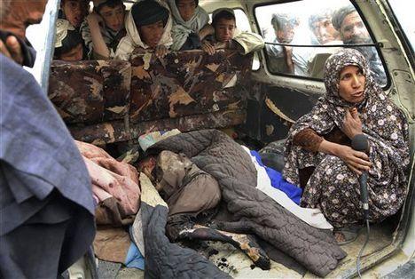 amerikai vérengzés Afganisztánban 2012