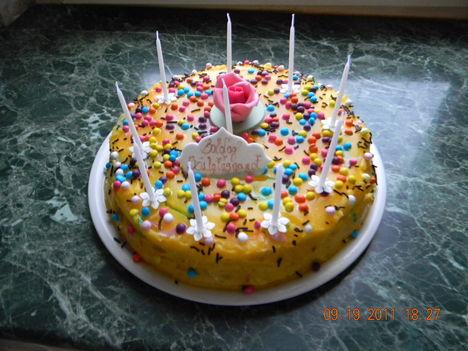 Evi tortája