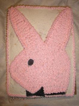 Playboy torta 2