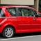 Peugeot 1007 pirosan