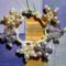 Virágos karkötő
