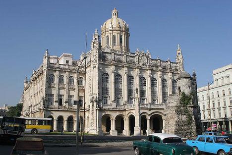 a forradalom múzeuma Havannában