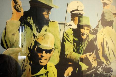 A forradalom múzeumában