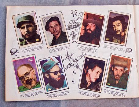 a kubai forradalom vezetői