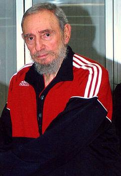 Castro ma, már nem megy a népe elé