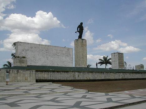 Che Guevara emlékműve és mauzóleuma