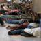 dubai 5 dubai - ez is a repülőtér vendégmunkások pihenője