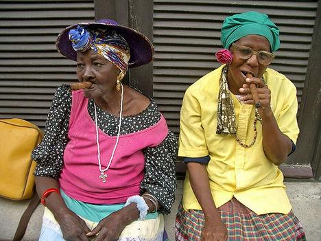 Havanna hagyományok keveredése