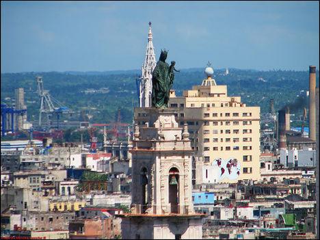 Havanna magasból