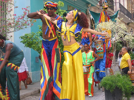 Havanna március elején