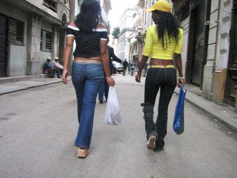 Havanna utcáin
