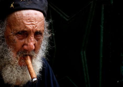 idős kubai