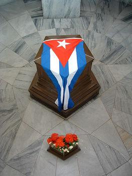 José Martí mauzóleuma, Santiago de Cuba