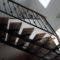 lépcső felső része
