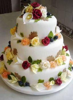 Rózsa-torta