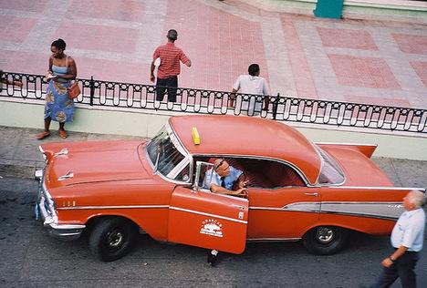Santiagoi taxi