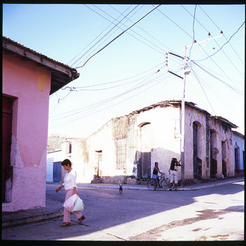 Trinidadi villanyvezetékek