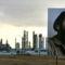 venezuelai-kubai olajfinomítónál