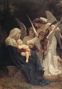 Az angyalok dala