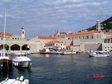 Dubrovniki kirándulás 2006.08.09.031