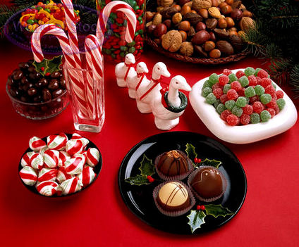 édességek