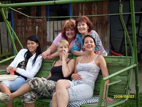 én és a lányok