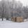 erdei séta januárban