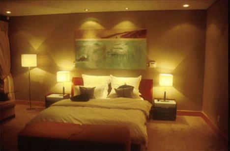 feng-shui szoba