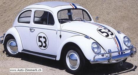 Herbie, a sztár