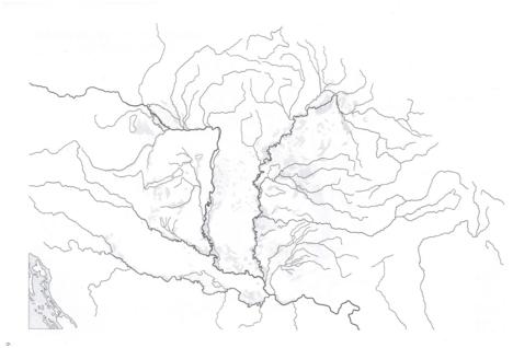 kárpát medence vaktérkép térkép 2