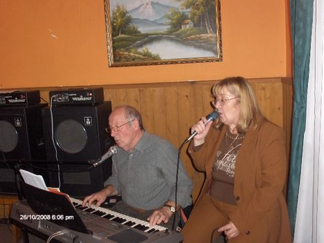 Lajos és Judit, a zenészek