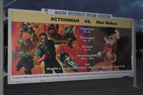misi mókus vs actionman