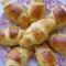 Pudingos croissant