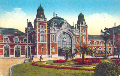 Régi vasútállomás