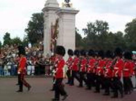 Royal Palace őrségváltás