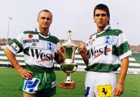 Simon Tibi és Lipcsei Peti