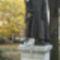 Széchenyi Ferenc szobra a Nemzeti Múzeum kertjében 1