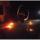 """A """"Föld órája"""" Csongrádon a """"Batsányisok"""" részvételével, közreműködtek a szentesről érkezett tűzzsonglőr csoport tagjai.12.03.31."""