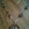 Barna nyaklánc Murano gyöngyökkel