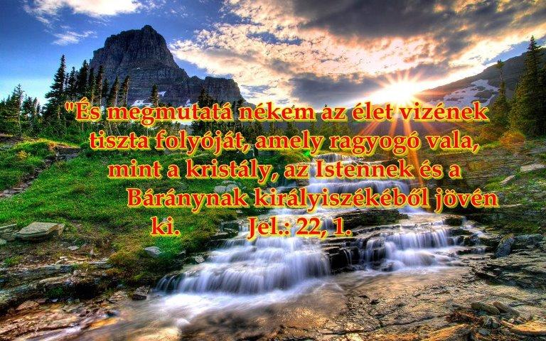 Jézus, az élet vize