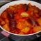kolbászos paprikás krumpli