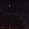 a város esti fényei---fénygömbökkel