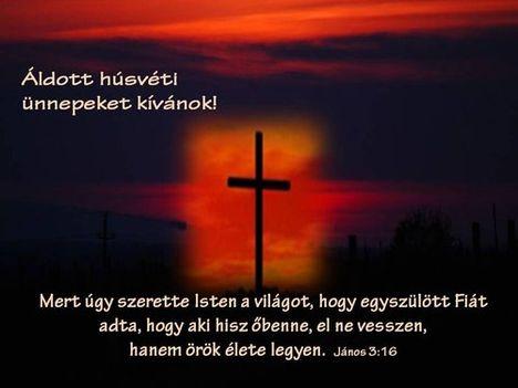 Áldott Húsvéti Ünnepeket Mindenkinek.