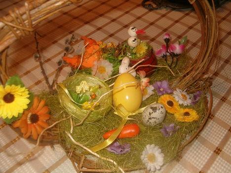 Húsvéti kosaram 1
