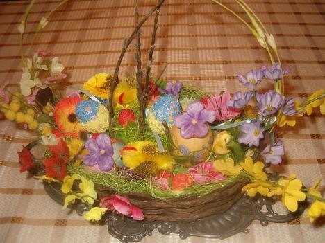 Húsvéti kosaram 2