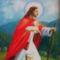Jézus, a húsvéti bárány