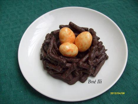 Csokifészek