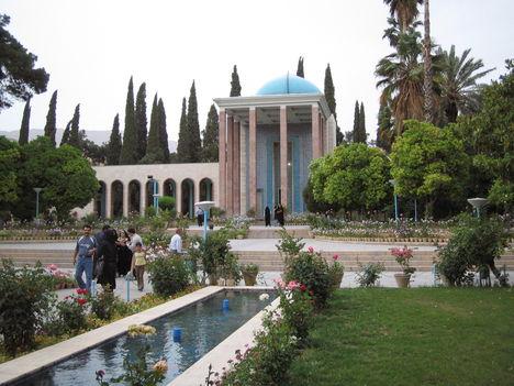 Aramgah-e-saadi