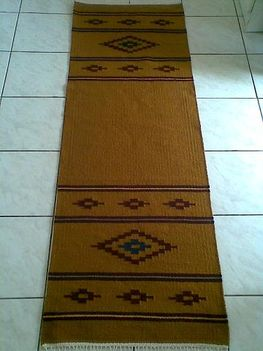 Székely mintás szőnyeg, vagy falvédő - 61x175cm - 20.000.- értékben